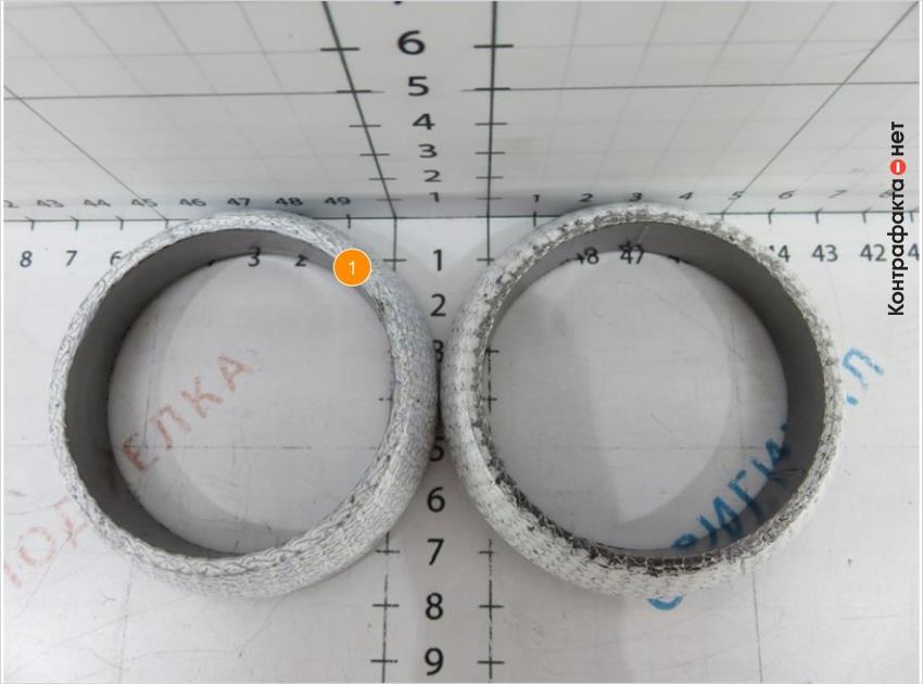 1. Более низкого качества обработка верхнего уплотнительного слоя.
