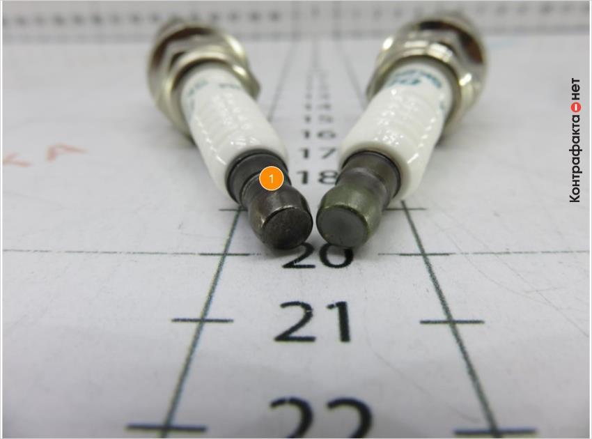 1. Низкого качества обработка контактной гайки.